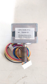 Motor De Passo Type 14pm-m295-p1v Arduínio Com Cabo