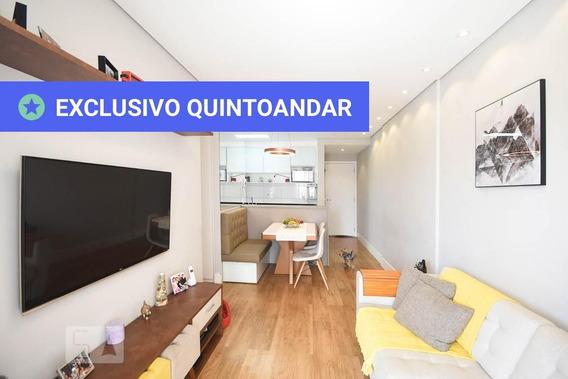 Apartamento No 1º Andar Com 3 Dormitórios E 2 Garagens - Id: 892985063 - 285063