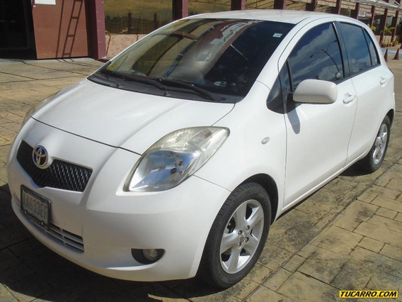 Toyota Yaris - Sincronica