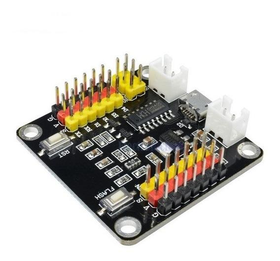 Placa Nodemcu Ch340 Esp8266 Wi-fi - Robótica Iot
