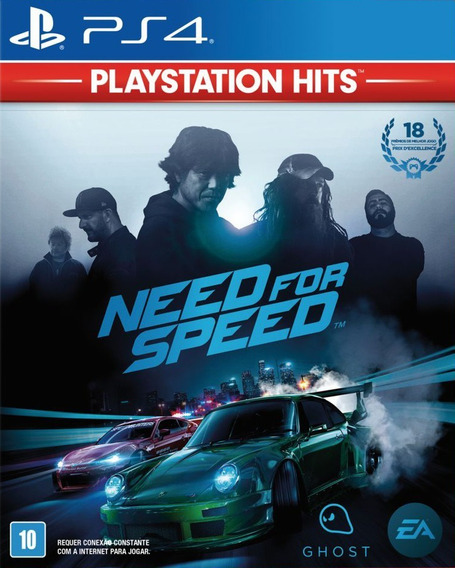 Need For Speed Para Ps4 Legendado Em Português Lacrado