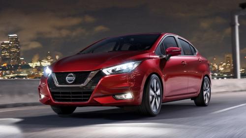 Nuevo Nissan Versa Sense Mt 0km Oportunidad Y En Stock!