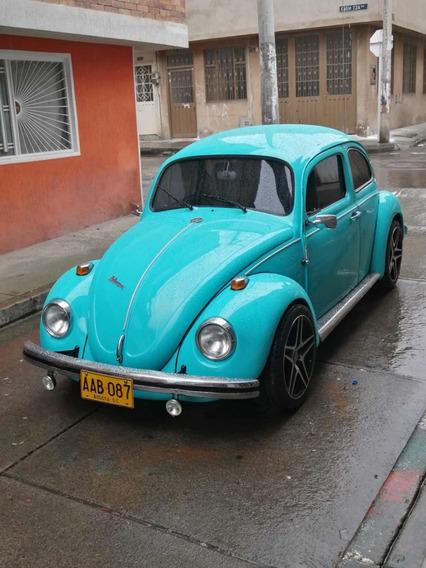 Volkswagen Escarabajo Modelo 61