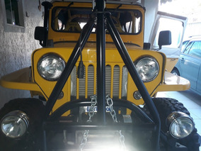 Jeep Cj5 2.8 Turbo Diesel Intercooler 4x4