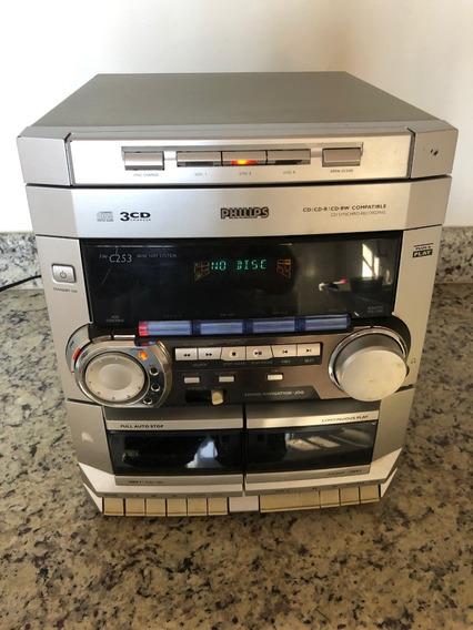 Micro System Philips Fw C253