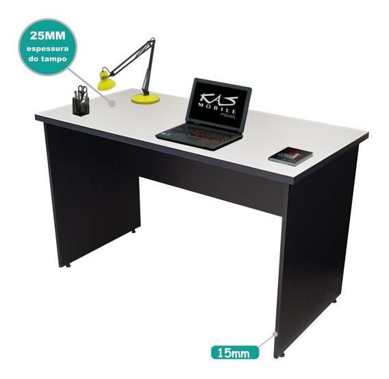 Mesa Para Escritório 2.00x60 Forma 25mm - Várias Cores