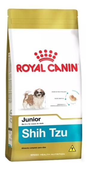 Ração Royal Canin Shih Tzu Filhotes 1 Kg