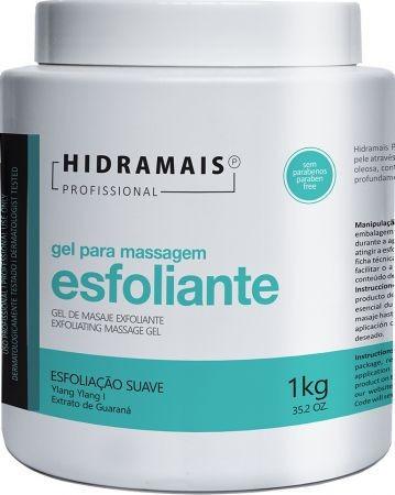 Gel Esfoliante 1kg - Peeling E Limpeza - Linha Profissional