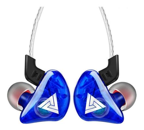 Auriculares QKZ CK5 azul