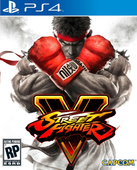 Street Fighter V Ps4 1