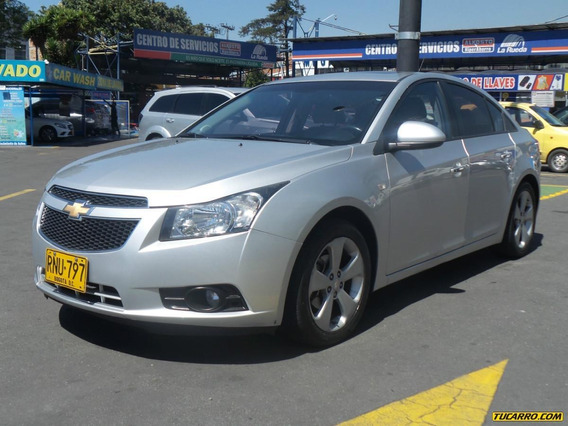 Chevrolet Cruze At 1800 Aa Abs