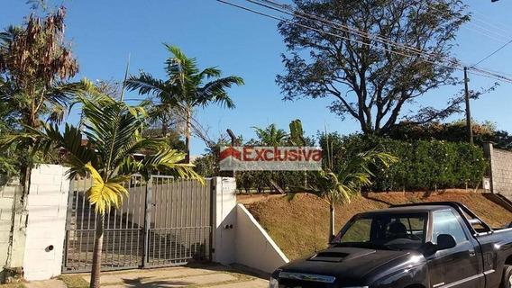 Chácara Com 3 Dormitórios Para Alugar, 800 M² Por R$ 2.500/mês - Parque Da Represa - Paulínia/sp - Ch0039