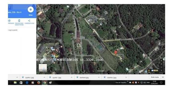 Chácara Para Venda Em Itapecerica Da Serra, Aldeinha, 3 Dormitórios, 1 Suíte, 2 Banheiros, 20 Vagas - 2000/1213 Ch - Permuta