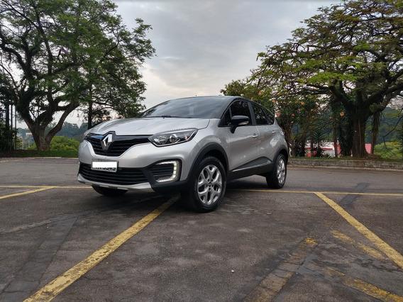 Renault - Captur - 2017/2018 - 1.6 16v Zen Sce X-tronic5p