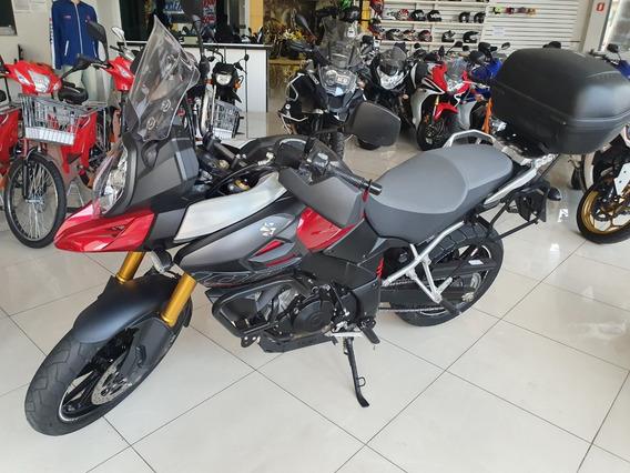 Suzuki Dl 1000 2017 Vstrom 1000 Com Acessorios
