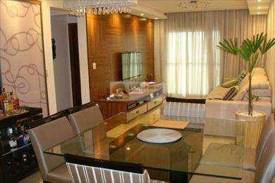 Apartamentos À Venda Em Praia Grande,  2 Vagas De Garagem. - V2004
