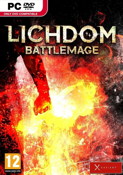 Lichdom Battlemage ( Mídia Física ) Pc - Dvd