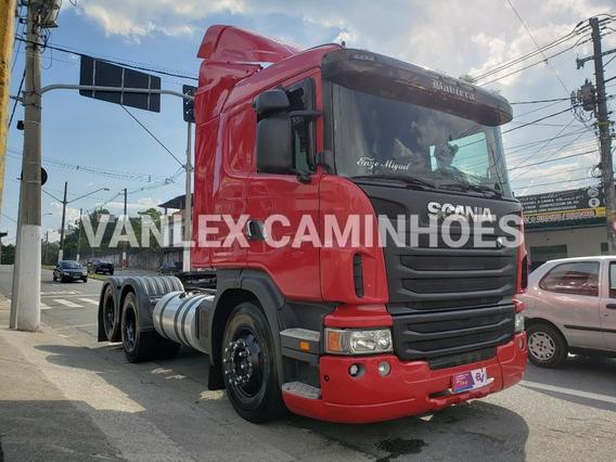 Scania G420 6x2 Com Ar Cond G 420 Ñ G380 440 R440 P360