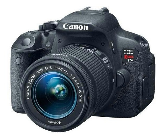 Camera Eos Rebel T5i 18-55mm