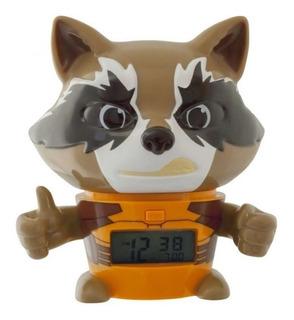 Reloj Marvel Rocket Raccoon Outlet - Lego & Bulbbotz Oficial