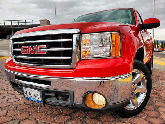 Gmc Sierra 5.3 Cabina Regular Sle 4x4 Mt 2013