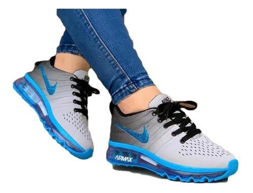Imagen 1 de 2 de Tenis Zapatillas Calzado Para Mujer. Deportivo Para Dama