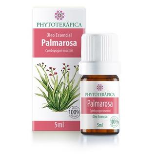 Oleo Essencial De Palmarosa 5ml - Phytoterapica