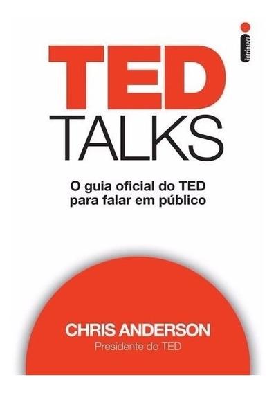 Livro Ted Talks. O Guia Oficial Do Ted Para Falar Em Público