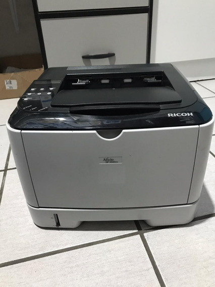 Impressora Ricoh Aficio Sp3510dn Usada
