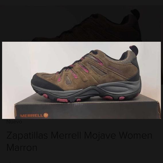 Zapatillas Merrell Talle 35