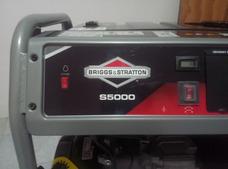 Renta De Generador De Luz 5000 Watts Briggs Stratton