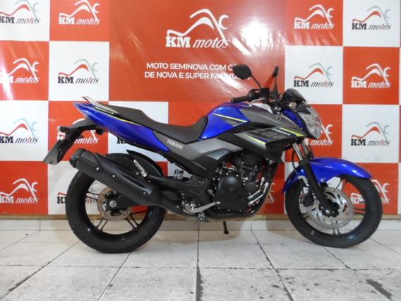 Fazer Ys 250 Blueflex 2017 Azul