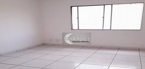 Imagem 1 de 15 de Apartamento Com 2 Dormitórios À Venda, 81 M² Por R$ 265.000,00 - Rudge Ramos - São Bernardo Do Campo/sp - Ap3034