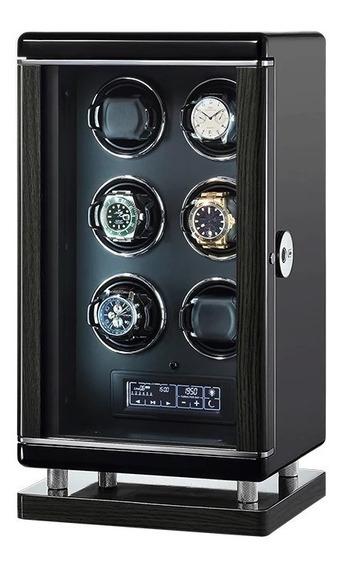 Exhibidor De Reloj Mecánico, Relojero Caja Seguridad Relojes