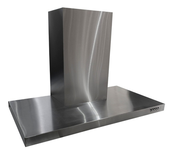 Campana Extractora De Cocina Col Home Slim 90 Cm 3 Velocidad