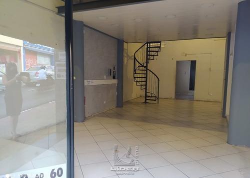 Salão No Centro De Bragança Paulista - Sc0085-2