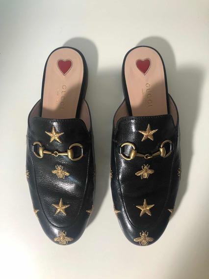 Zapatos Gucci Mujer Princenton Bee Originales