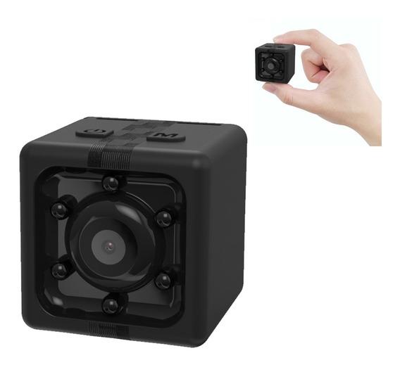 1080p Hd Gravador Cubo Smart Mini Câmera