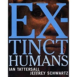 Extinct Humans - Ian Tattersall