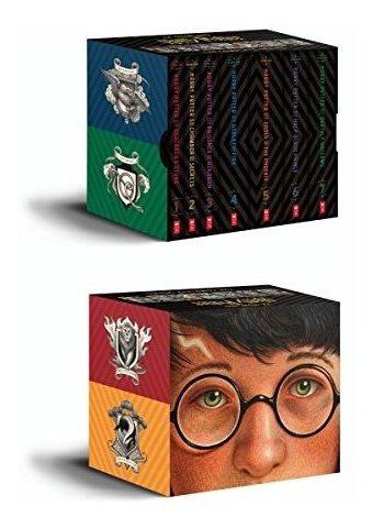 Harry Potter Libros 17 Edicion Especial Conjunto En Caja