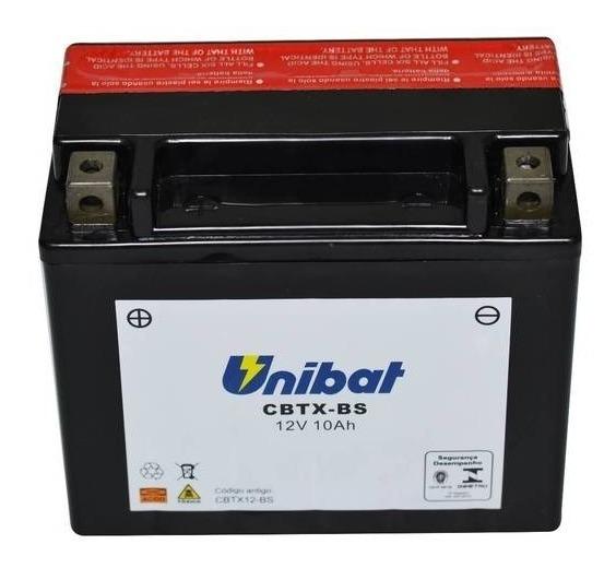 Bateria Unibat Cbtx12-bs Shadow750/tdm850/gsx1100/cbr1100