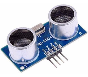Sensor Arduino Ultrassonico Shield Hc-sr04 - Pronta Entrega