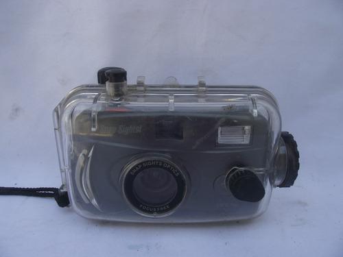 Antiga Camera Fotografica Da Marca Snap Sghiths (cod.2644)