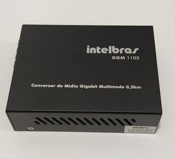 Conversor De Midia Kgm1105 Intelbras