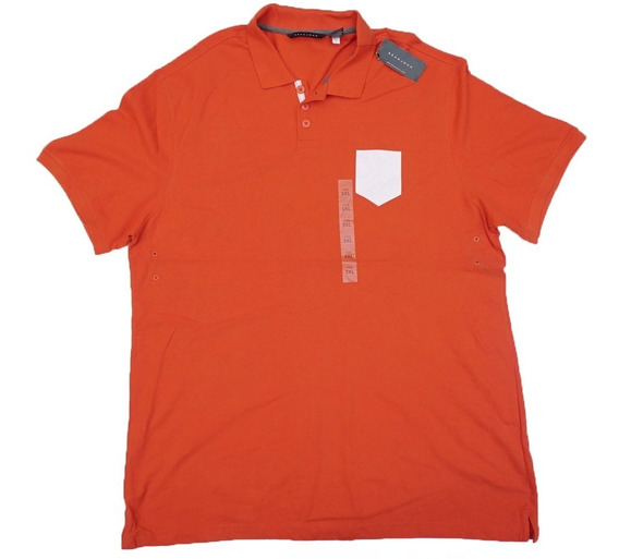 Polo Sean John 2xlt Extra Larga Xxl Original