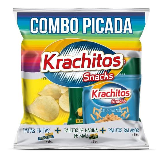 Combo Picada Krachitos