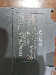 Modulo 32 Salidas Digitales Siemens S7 300 Mod:6es7 321-1bl0