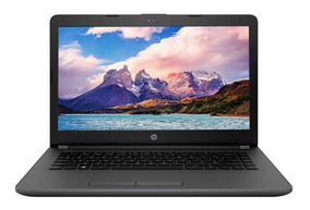 Notebook Hp 246 G6 I5-7200u 8gb 500gb W10h