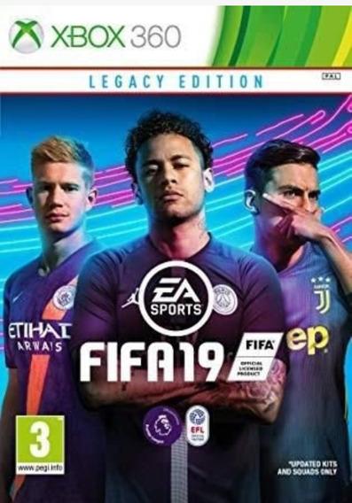 Fifa 19 - Mídia Digital - Xbox 360