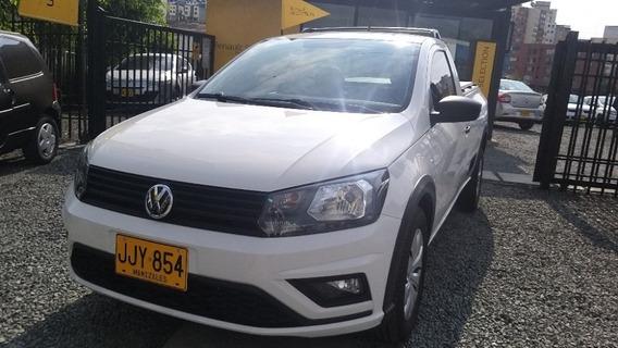 Volkswagen Saveiro Cabina Sencilla - Modelo 2018